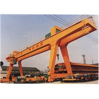 Double-Girder Hook Gantry Crane