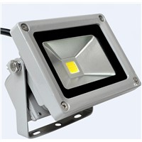 10W LED flood light 80lm/w with CE Rohs