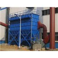 DLMC Flat baghouse type dust collector