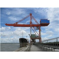 Supply Grab Bucket Ship Unloader