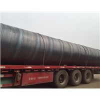 High Quality API 5L/ASTM SSAW STEEL PIPE