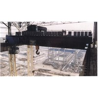 Overhead Cast Crane With Hook