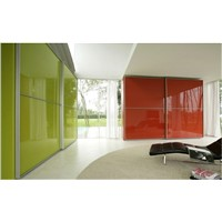 Painted Glass,Building Glass for Decorative,back coated paint