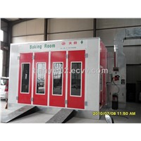 Tianyi auto spray bake paint booth/car spray booth oven/used spray booth for sale