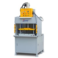 XTM-106  series  Hydraulic  punch  press  machine