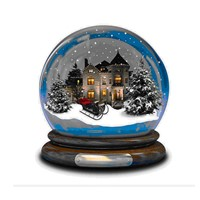 hot sale Customized snow globe for christmas
