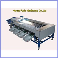 potato sorting machine, potato grading machine