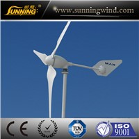 2000W wind turbine and solar panel wind solar hybrid power system with low price and high quality