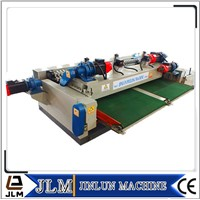 core veneer peeling machine in wood lathe