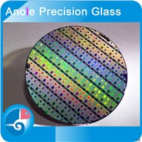 Anole micro mechanical component wafer glass