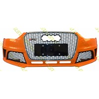 Auto front bumper assy for audi a4 upgrade to rs4