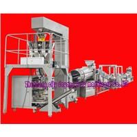 Automatic Frozen French fries processing equipment french fries making machine