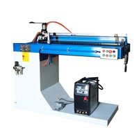 ZF-1300 Automatic Air Duct Longitudinal Seam Welding Machine