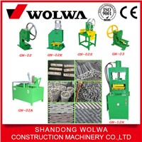 Light weight marble mosaic tile chopping machine