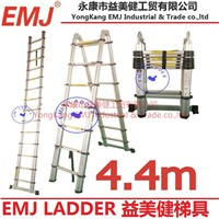 Emj 4.4m Joints telescopic Ladder