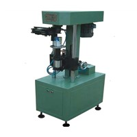 Semi-automatic capping machine For aluminum cartridge