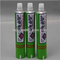 aluminum collapsible tube packing adhesive glue