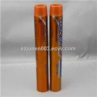 aluminum collapsible hair dye tube pakcaging