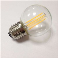 globe lamp G50 led filament bulb