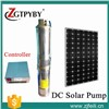Water pumps small diameter solar water submersible pump