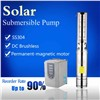Water solar pumps submersible depth pump new solar pump