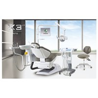 Chian Cingol humanized dental chair dental unit equipment X1 of mobile car