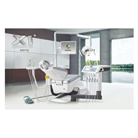 Foshan Cingol humanized dental chair unit dentist chair X1 plus