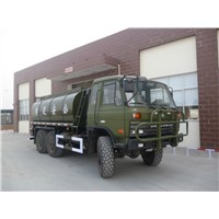 Dongfeng 6*6 off road fuel tanker truck EQ2162G