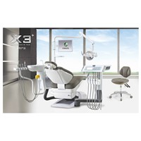 Foshan Cingol humanized dental health unit dentist chairs X3 plus