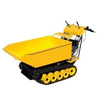 GAG65500A 6.5HP Mini Track Dumper with 300kg Capacity
