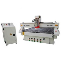 Acrylic Wood Mdf Stone Metal laser cnc router machine from China factory
