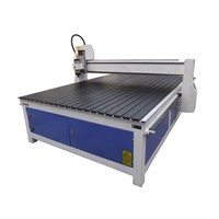 Rack and gear transmission aluminium copy router machine