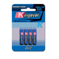 Super Power 1.5V AAA AM-4 LR03 alkaline dry cell battery