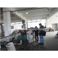 plastic rattan making machine