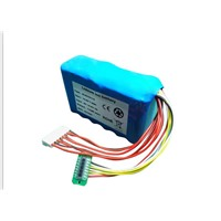 14.8V 7.8Ah 18650 lithium ion battery pack with SMBus,balance charging,LCD display