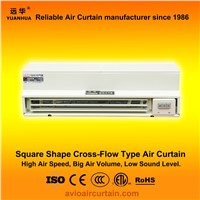 Square shape cross-flow air curtain (air door) FM-0.9-06