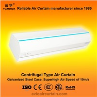Centrifugal type air curtain (air door) FM-1.25-15L