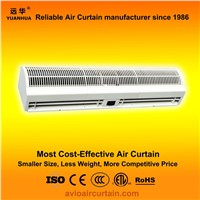 New designed cross-flow air curtain (air door) FM-1.25-09N