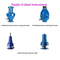 Non Slam Anti Water-Hammer Wastewater Combination Air Valve