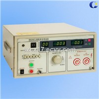 10KV 50mA 1500VA AC/DC Withstand Voltage Tester