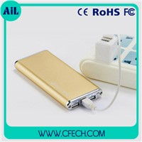 Hot! Portable Power Bank, Mobile Power Bank ,4000mah Power Bank(P908)
