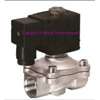 Piston Type Solenoid Valve; Water/Steam Solenoid Valve