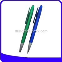 Quality metallic color plastic caliper pen for office promotion