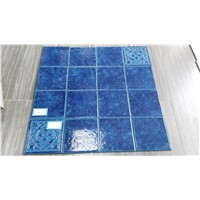 Swimming Pool Porcelain Tile - 6x6""