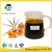 Wholesale Highly Functional Cold Pressed Seabuckthorn Fruit Oil