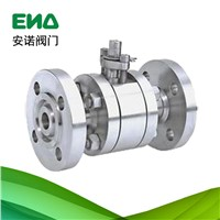 3PC Forge Steel Trunnion Ball Valve