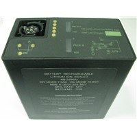 BB2590U 15Ah rechargeable lithium ion military battery pack with SMBus