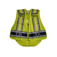EN471 Reflective Tape for high visibility Complex safety vest