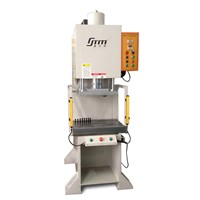 Numerical control hydraulic press   4 column hydraulic press