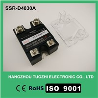 Single phase Solid State Relay dc to ac 30a SSR-D4830A